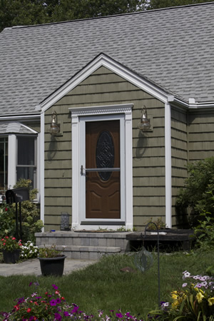 Entry Doors - Berkeley Exteriors - CT
