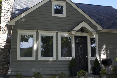 Ellison Windows - Berkeley Exteriors - CT