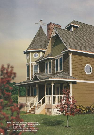 Cedar Impressions - Berkeley Exteriors- CT
