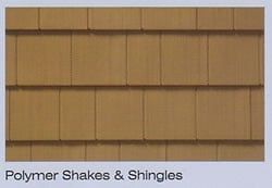 Polymer Shakes and Shingles - Berkeley Exteriors - CT
