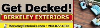 Decking - Berkeley Exteriors - CT