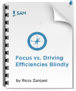 Clinical Trials Focus vs. Driving Efficiencies Blindly