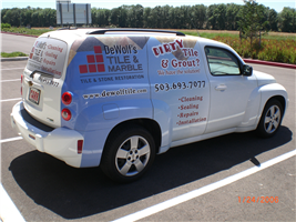 Digital Print Wrap