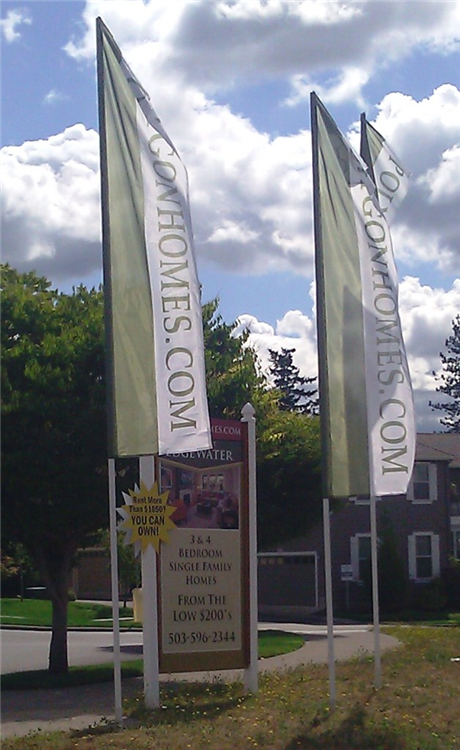 Site Signs Banners