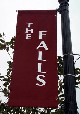 The Falls Boulevard Banners