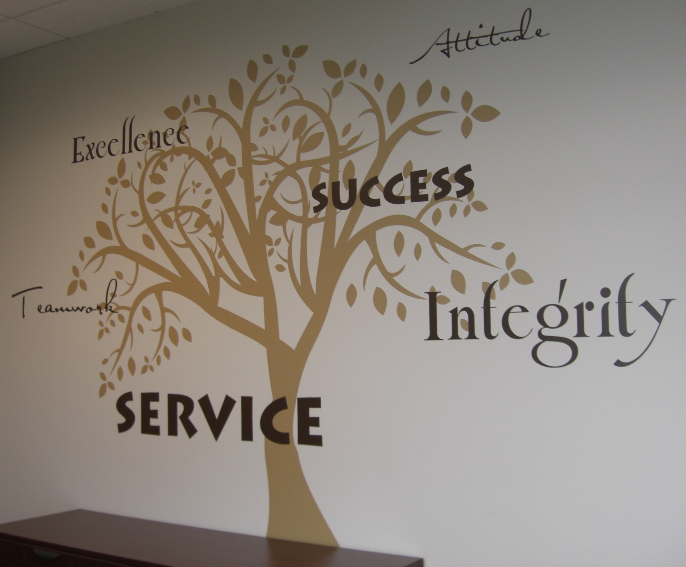 Impact Sign Co Wall Vinyl