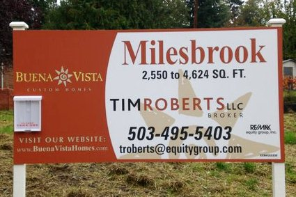 Real Estate Development & Property Management Signs