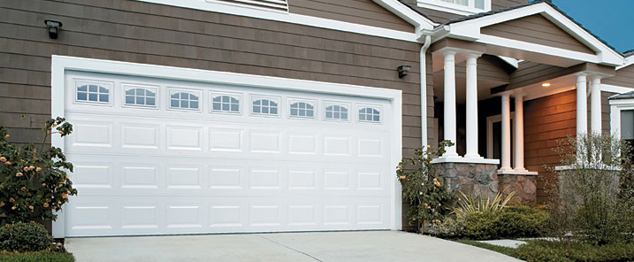 Builder Grade garage doors
