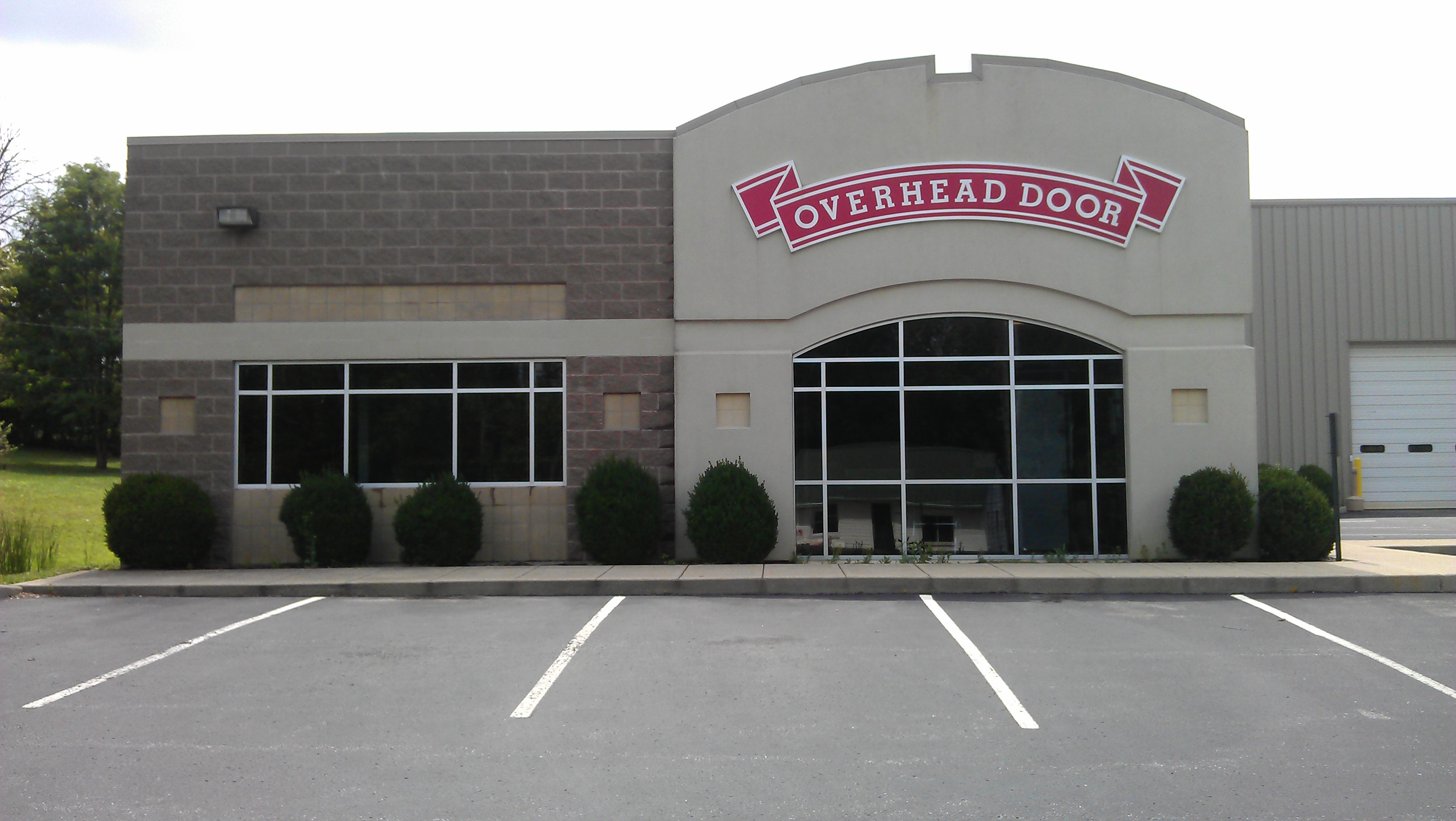 Overhead Door Showroom