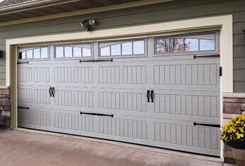 Garage doors for cincinnati northern kentucky Energy efficient garage doors