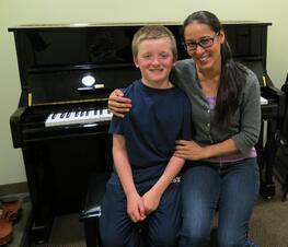 News events junior special advanced course for Yamaha school of music lexington