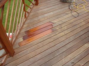 Cleaning and maintaining your hardwood deck for Ipe decking vs trex