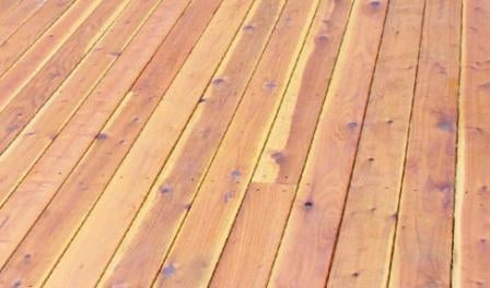 Ipe Decking Versus Redwood Decking