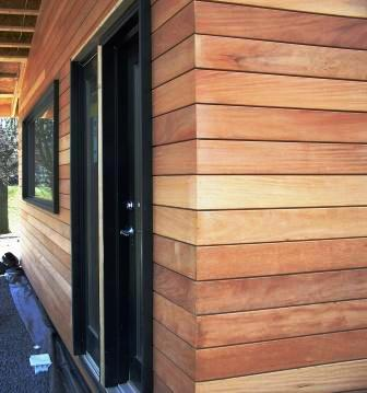 Rain Screen Hardwood Siding Ipe Wood Siding Rainscreen