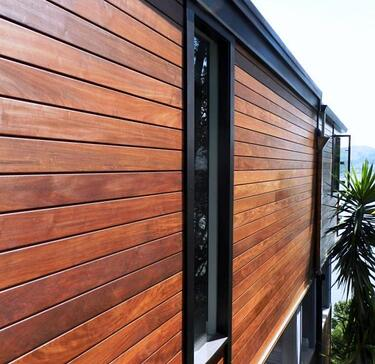Request rain screen siding quote for Real wood siding