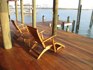 Ipe Lounge Chairs And Patio Furniture