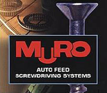 Muro deck screws and deck installation tools