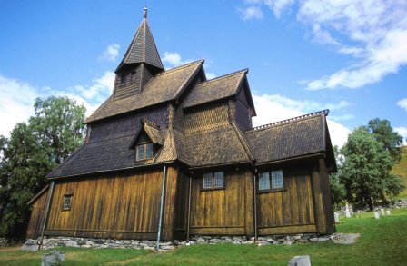Understanding Rain Screen Wood Siding Systems Norwegian Stave church