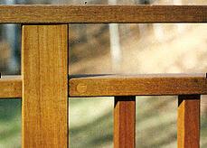 Ipe Rail Wood   Ipe Railing   Ipe Deck Railing