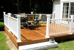 Ipe decking is considered the best decking material on earth