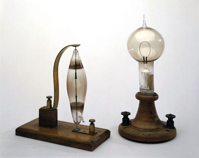 Another invention during the industrial revolution was the light bulb. Created by thomas edison it helped seeing in houses at night a lot easier and safer ... & Brian And Codyu0027s world Industrial Revolution - ThingLink azcodes.com