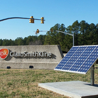 Solar Sign Lighting
