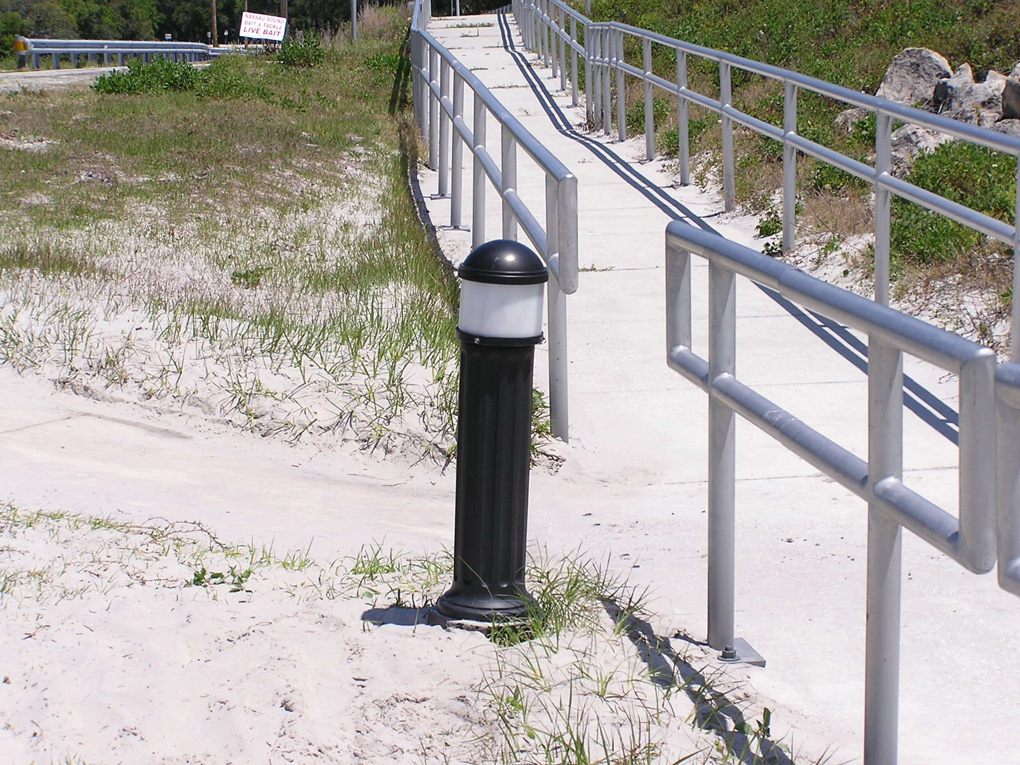Solar Bollard Lighting Part - 19: SEPCO Solar Lighting