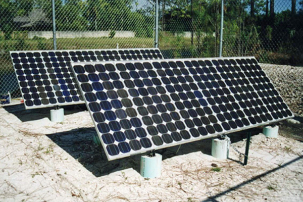 Stand Alone Solar Power Systems Provide Energy Security