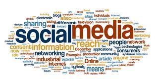 social media and college search