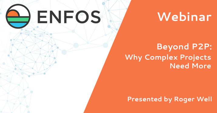 ENFOS webinar2 - Decmber 2018 - Beyondp2p