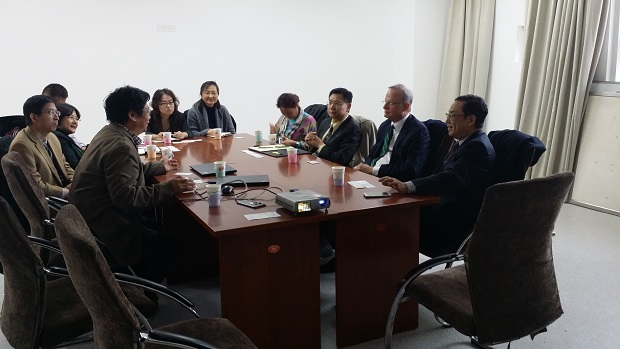 ENFOS and Nankai University Collaborate To Further The Development Of Remediation Technology