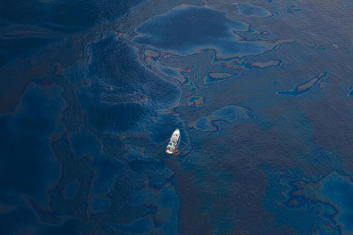 How Magnets Could Be The Future Of Oil Spill Remediation