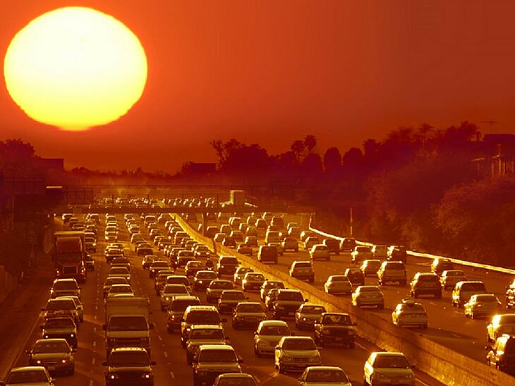 The Earth Just Had Its Hottest Year On Record For The Ninth Time In A Row