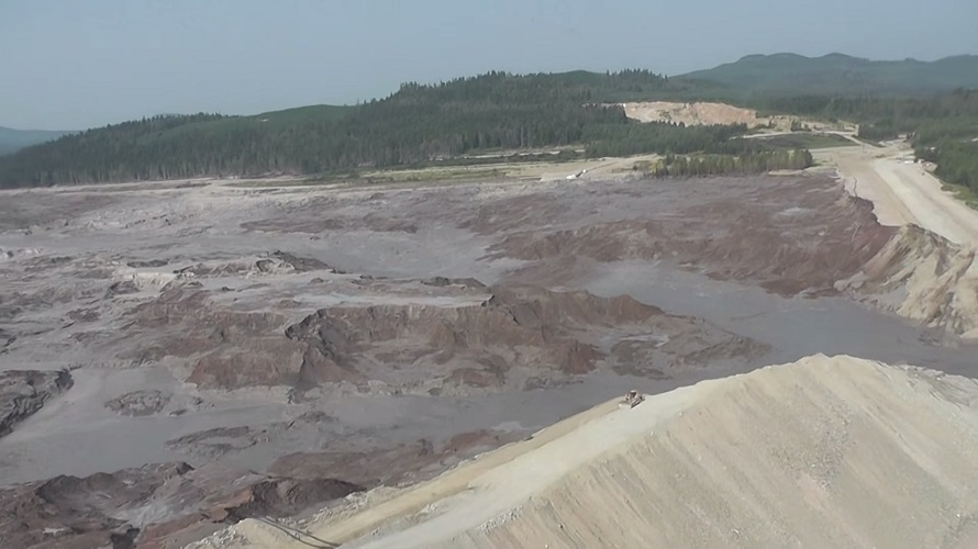 1 Year Later: The Mount Polley Tailings Pond Breach