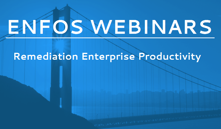 ENFOS Webinar: Remediation Enterprise Productivity: Get More Done
