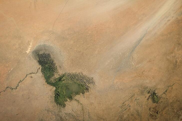 Lake Chad Has Almost Totally Disappeared