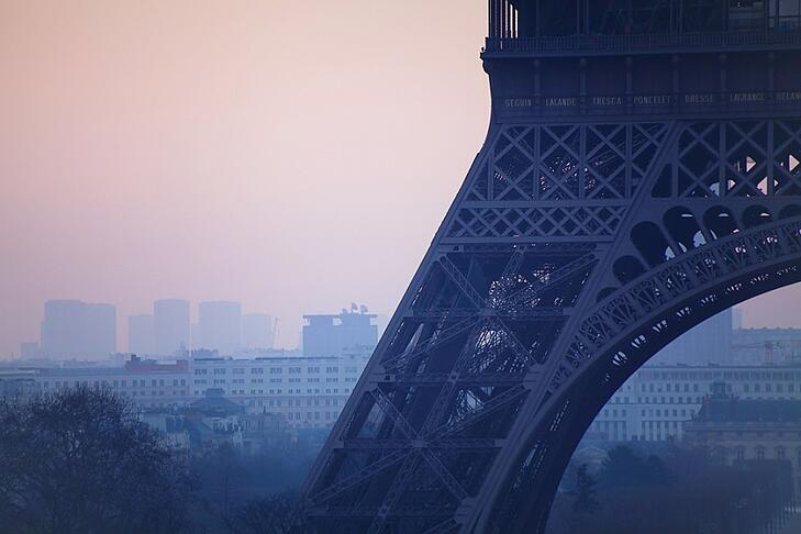 Paris Takes Action Against Worst Air Pollution In A Decade