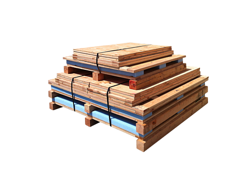 knock down custom wood crates