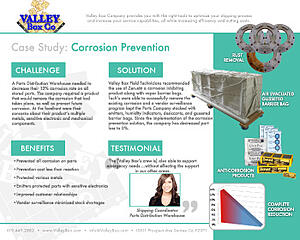 san diego crating corrosion prevention case study