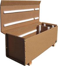 triple wall boxes