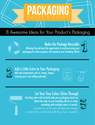 8 Awesome Ideas for your products packaging
