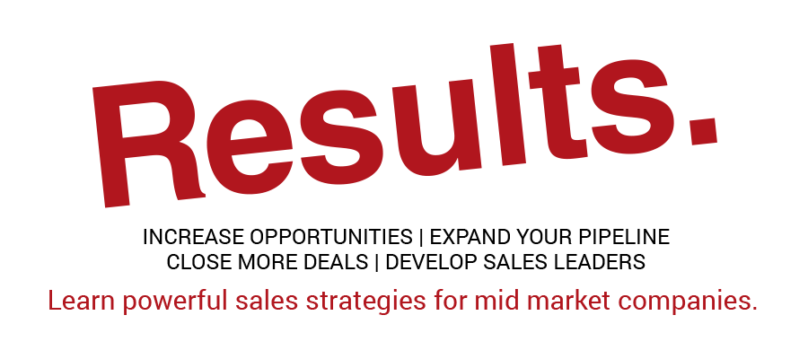 Score More Sales strategies for mid market sales growth
