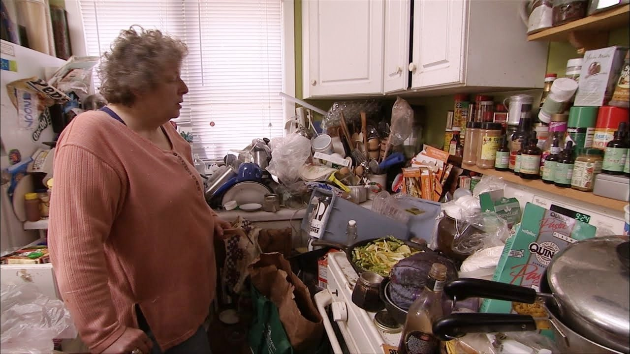 Elderly Hoarding