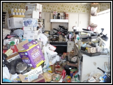 Hoarding and the Elderly