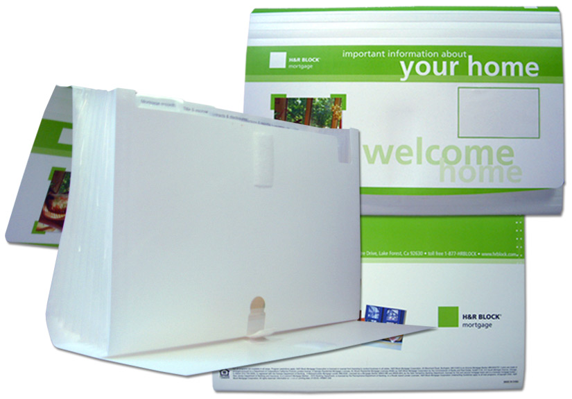 Plastic Accordion Folders H&R Block