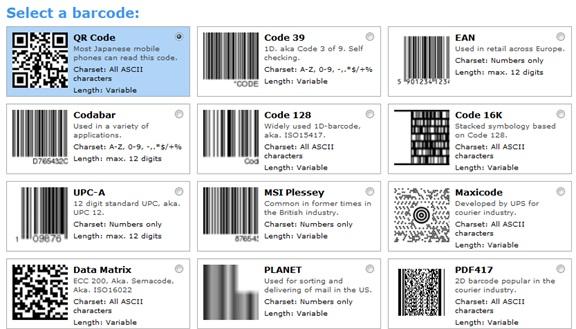 digitar codigo de barras online dating