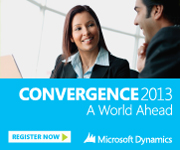 Microsoft Dynamics GP Convergence early bird pricing ends tomorrow!
