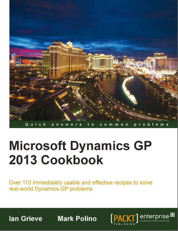 Belinda, Smith & Allen Consulting, Inc. in New York, NY, talks about how much she loves this book on Microsoft Dynamics GP.