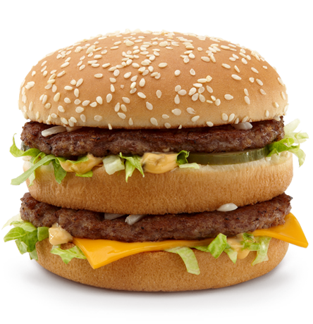 Belinda compares a Microsoft Dynamics GP Kit to a McDonald's Big Mac.