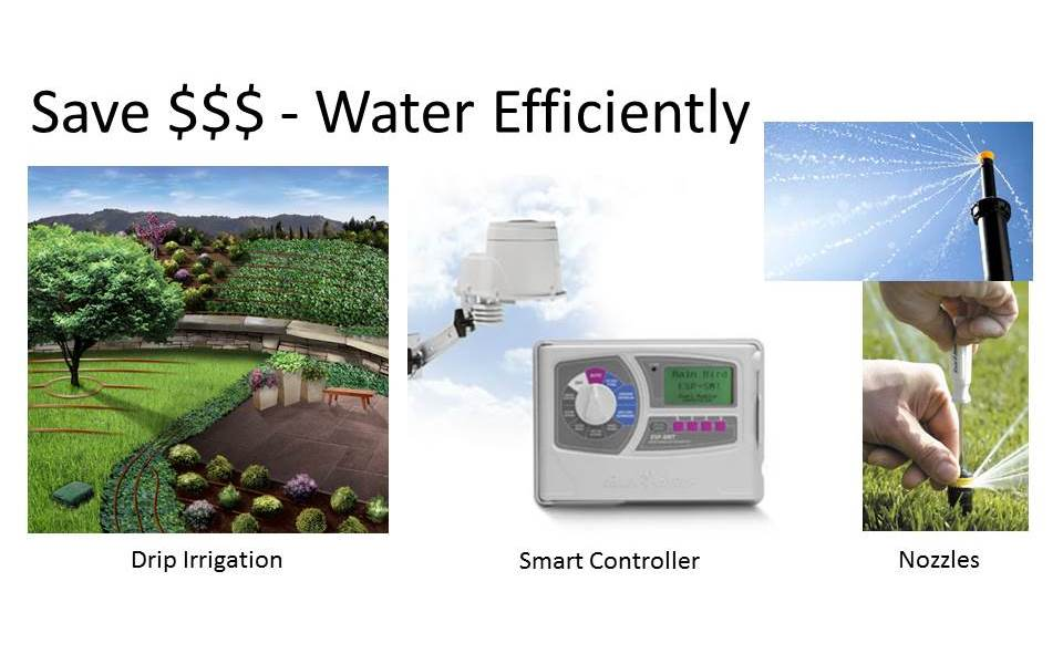 Water Efficiently
